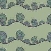 Mozaïek tinten naadloze patroon — Stockvector