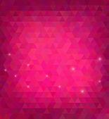 Vector abstracto polígono fondo — Vector de stock