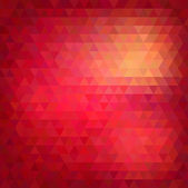 Abstract vector polygon background for Your design — 图库矢量图片