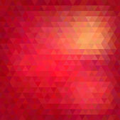 Abstract vector polygon background. — Stock Vector