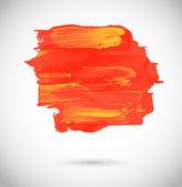 цветной абстрактный вектор краска баннер. — Cтоковый вектор