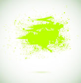 Abstract vector background. Grunge paint banner — Stock Vector