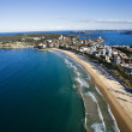 Beachfront property aerial. — Stock Photo #9278272