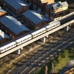 Commuter train. — Stock Photo #9329276