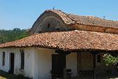 Old orthodox small village church — Stok fotoğraf