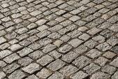 Grey city pavement — Stock Photo