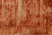 Old red painted wall — Stock Photo