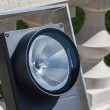 Stock Photo: Floodlight closeup
