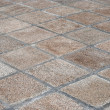 Stock Photo: Pavement stone tiles