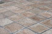 Pavement stone tiles — Stock Photo