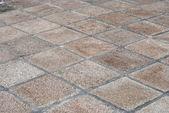 Pavement stone tiles — Stock Photo