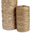Natural cord rolls — Stock Photo