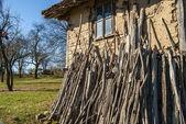 Eski kırsal ev — Stok fotoğraf