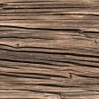 Stock Photo: Old weathered wooden board