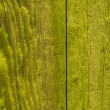 Stock Photo: Green-yellow wooden surface