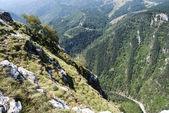 Mountain view landscape — Stock Photo