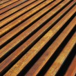Rusty rails lined-up — Stock Photo #9922088