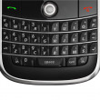 Foto Stock: Cell phone keyboard close up