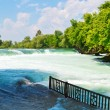 Stock Photo: Spring waterfall in Turkey