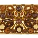 Box of Chocolate Candy — Stock Photo #13531194