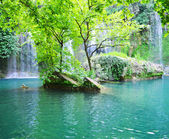 Kursunlu Waterfalls — Stock Photo