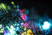 Abstract Christmas background — 图库照片