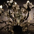 Royalty-Free Stock Photo: Chandelier close up