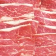 Macro shot of meat background — Stock Photo