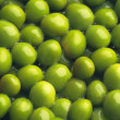 Green pea background — Stock Photo