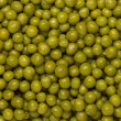 Background of wet green peas — Stock Photo