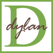 Dylan Name Monogram — Stock Photo