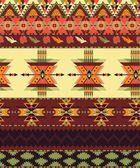 Modèle sans couture aztèque — Vecteur