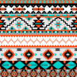 Seamless navaho pattern - Stock Vector