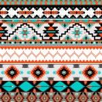 Seamless navaho pattern — Stock Vector