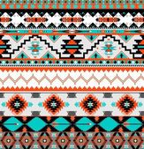 Seamless navaho pattern — Stock Vector