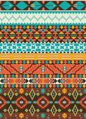 Seamless navajo geometric pattern — Stock Vector