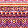 Aztec geometric seamless pattern — Stock Photo #34482147