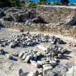 Ancient ruins of Kamiros - Rhodes — Foto Stock