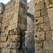 Ruins of Rhodes city — Stock Photo