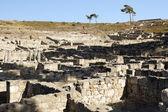 卡米罗斯-罗兹古代遗址 — 图库照片