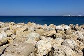 Coast of Rhodes — Stock Photo