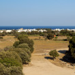 Coast of Rhodes — Foto Stock