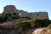 Kastellos - Kritinia castle — Stock Photo