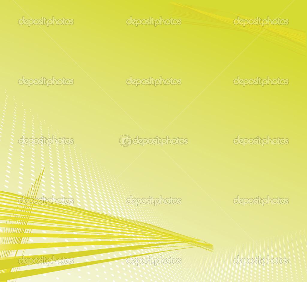 抽象线条流畅轻的剪贴画