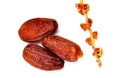 Sweet dates — Foto de Stock