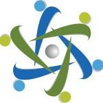 Couples logo — Stock Vector #40232233
