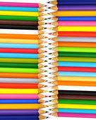 Colorful set of pencil — Stock Photo