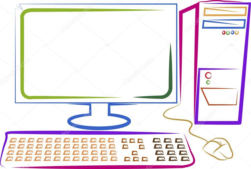 Рисовать самим на весь компьютер