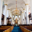 Interior of church — Stock Photo #15348019