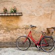 Bicycles in the town of Copenhagen, Denmark — Stock Photo #15348027